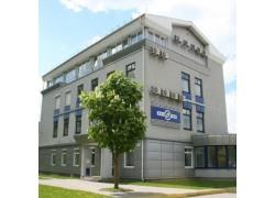 VĮ Regitra admin. patalpos, Vilnius. GMV IV sistema, bendra vėsinimo galia 22,4 kW.