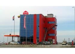 UAB Stateta admin. pastatas, Alytus. GMV IV sistema, bendra vėsinimo galia 100,5 kW